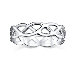 Tribal Charm Thumb Ring