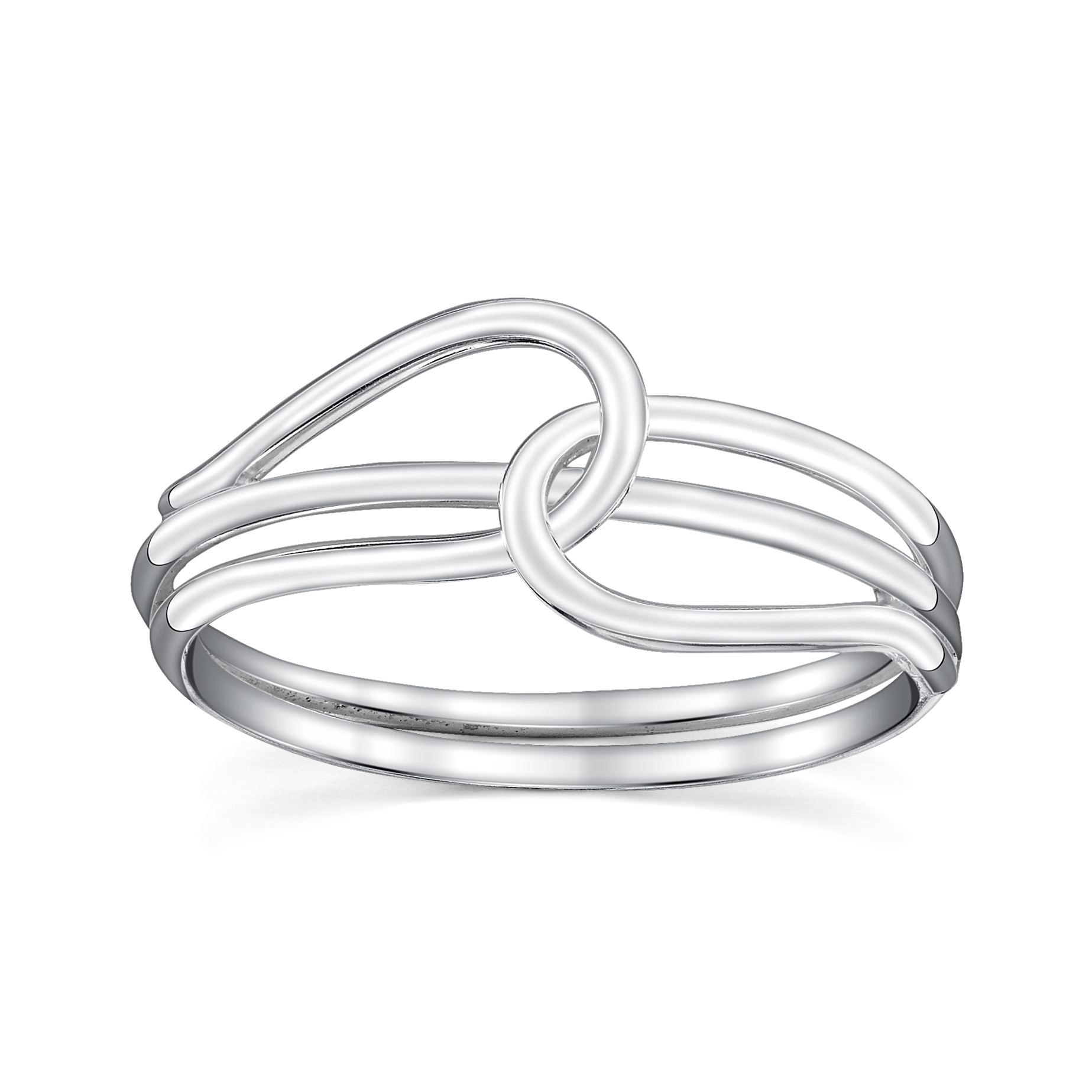 Love Me Knot Thumb Ring